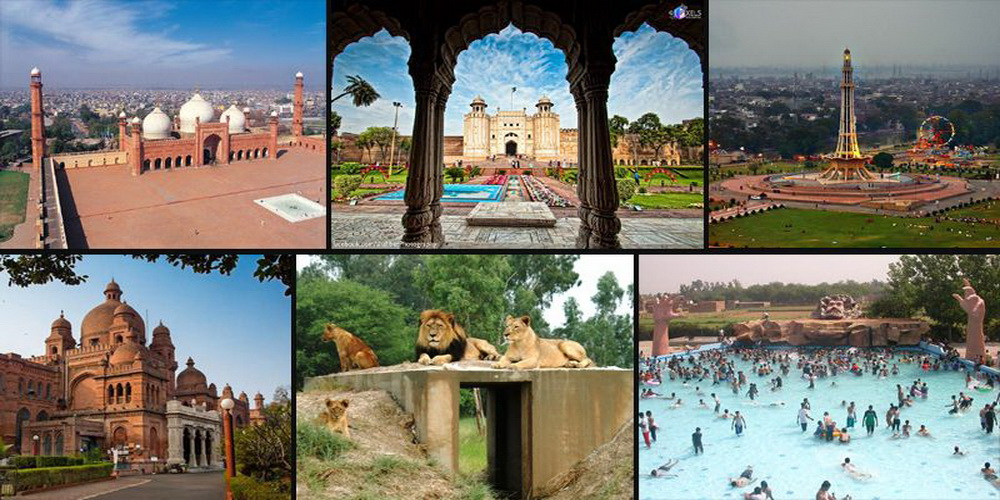 Lahore The Capital Of Punjab And Heart Of Pakistan